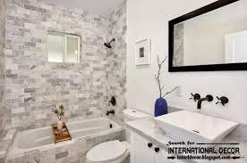 tiles bathroom modern house