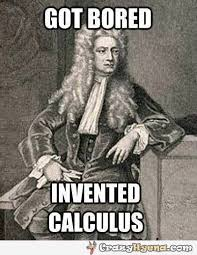 Image result for funny calculus memes
