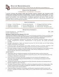 doc example of good executive summary sample executive example executive summary template sample business templates example of good executive summary