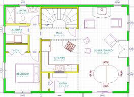 Best Floor Plan Cafe Bar Restaurant Floor Plan Stock Illustration