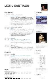 architectural assistant resume samples   visualcv resume samples    architectural assistant resume samples