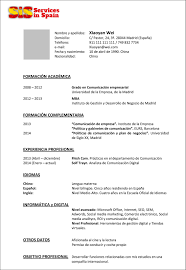 resume models for interview best resume and all letter for cv resume models for interview interview questions answers job interview tips chronological cv model servicesinspain