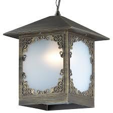<b>Odeon</b> Light 2747/1 <b>Уличный подвесной светильник</b> VISMA ...