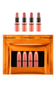 <b>MAC Shiny Pretty Things</b> Nude Mini Lipstick Kit ($40 Value ...