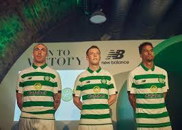 New Balance reveals <b>Celtic FC</b> 2019/20 <b>Home Kit</b>