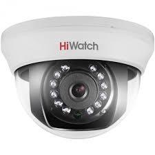 <b>HiWatch DS</b>-<b>T201</b> (2.8 mm) 2Мп купольная HD-TVI <b>камера</b> - ТД ...