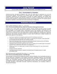 free civil environmental engineering resume exampleclick here