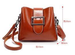 <b>Fashion Genuine Leather Handbags</b> Luxury Brand Handbags ...