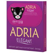 Характеристики модели ADRIA <b>Elegant</b> (<b>2 линзы</b>) на Яндекс ...