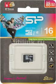 Купить <b>Карта памяти</b> microSDHC UHS-I U1 <b>SILICON</b> POWER 16 ...