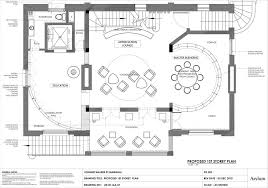 AECCafe  ArchShowcase st Floor Construction Plan