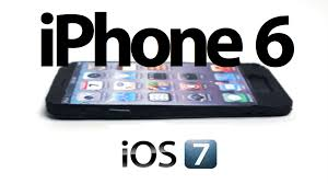İphone 6 ve iOS 7 işletim sistemi telefonları