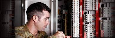 electrician defence jobs