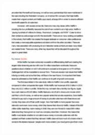 Netflix Case Study by Kimberly Triffo on Prezi SlideShare