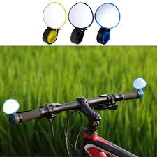 <b>1Pc</b> Adjustable <b>Bike Mirror Bicycle Mirror</b> Rotatable <b>Handlebar</b> ...