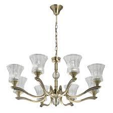 Светильник потолочный <b>MW</b>-<b>light Аманда</b> 8x40W E14 <b>люстра</b>