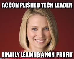 Accomplished Tech Leader - Marissa Mayer meme on Memegen via Relatably.com