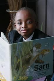 Image result for black genius children