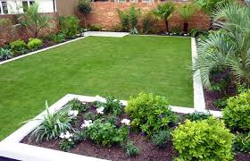 garden ideas cool exterior lan: garden captivating imagen de garden design y decoration ideas using modern white garden border including modern white garden edging y aged light brown brick