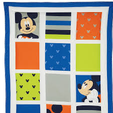 vintage mickey mouse crib bedding baby mickey crib set design