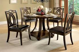 small dining tables sets: round dining table set  for small dining room eva furniture