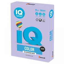 <b>IQ Color</b> Бумага цветная Тренд А4 500 листов - Акушерство.Ru