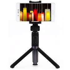 Original <b>Xiaomi Selfie Stick</b> Bluetooth Remote Shutter <b>Tripod</b> Holder ...