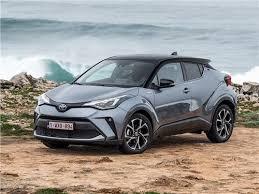 Автоновости и новинки <b>Toyota C</b>-<b>HR</b>