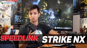 <b>SPEEDLINK Strike</b> NX: обзор <b>геймпада</b> - YouTube