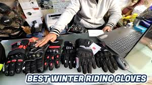 Best waterproof <b>winter riding gloves</b> you can buy | Born creator ...