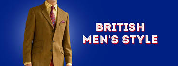 <b>British Men's Style</b> – Menswear Traditions of England & the UK