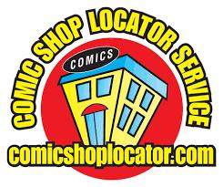 Comic Shop Locator: Home Page