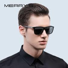 MERRY'S Fashion Unisex Retro Aluminum Sunglasses <b>Men</b> ...