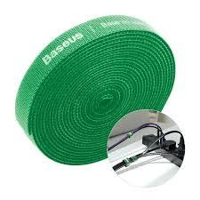 Organizator cabluri / <b>Velcro Baseus</b> Rainbow <b>Circle</b> 300cm -ACMGT ...