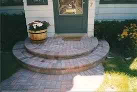 patio steps pea size x: captivating brick front porch steps design ideas exterior opicos front step ideas pinterest home porches and home exteriors