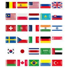 Flag Russia Sticker