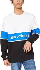 New Balance <b>Long Sleeve</b> T-Shirt <b>NB Athletic Long Sleeve</b> Archival T