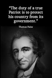 Thomas Paine Revolutionary Wars Quotes. QuotesGram via Relatably.com