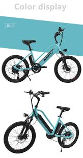 <b>MYATU Electric</b> Bikes <b>Adults</b> 2 Wheels 20 Inch <b>Electric</b> Bicycle ...