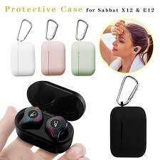 <b>Silicone Earphone Protection Cover</b> Portable Shockproof Dirtproof ...