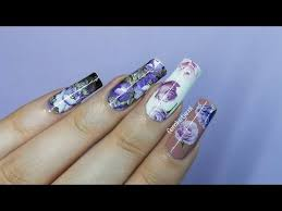 How To Apply <b>Water Decals</b> (Small & Full Nail <b>Decals</b>)  - femketjeNL ...