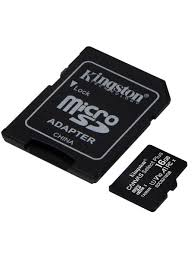 <b>Карта памяти</b> microSDHC Canvas Select Plus, 16 Гб (SDCS2/<b>16GB</b>)