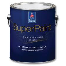 <b>Краска Sherwin</b>-<b>Williams SuperPaint Interior</b> Latex Flat 3.8L