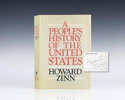 howard zinn signed abebooks