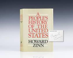 howard zinn signed abebooks