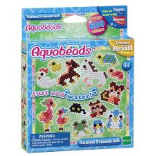 <b>Набор бусин Aquabeads</b> Забавные животные 79298 - лучшая ...