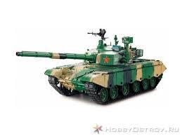<b>Радиоуправляемый танк Heng</b> Long ZTZ-99 2.4GHz 1:16