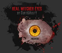 Real Witcher <b>Eyes</b> - Geralt at The Witcher 3 Nexus - Mods and ...