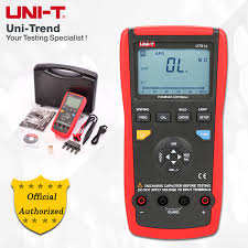 <b>UNI T UT612</b> 100KHz LCR Meter; Frequency/Resistance/Inductance ...