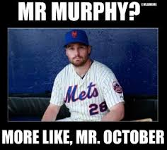 11 Best Memes of Daniel Murphy & the New York Mets Beating the ... via Relatably.com